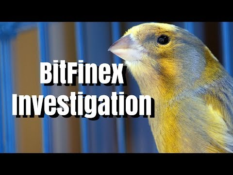 Bitfinex Intrigue - Warrant Canary Disappears