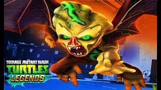 Черепашки ниндзя Легенды СОСТАВЫ ОТ ПОДПИСЧИКОВ качаем КИРБИ-МЫШЬ  игра на андроид TMNT Legends