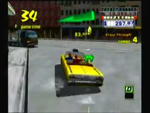 taxi run game