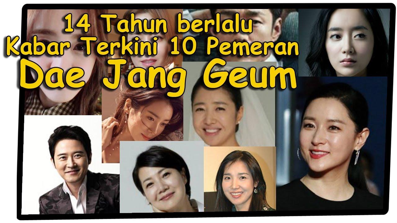 Kabar Terkini 10 Pemeran Drama Korea Dae Jang Geum Setelah 14 Tahun