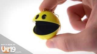 Pac-Man Keychain Demo