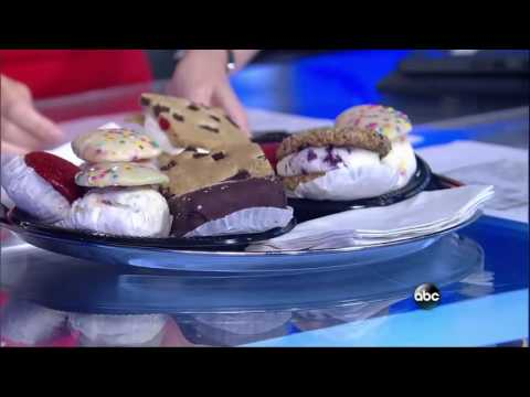 National Ice Cream Sandwich Day | ABC News