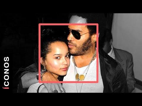La hermosa relación de Lenny Kravitz y su hija Zoë Mp3