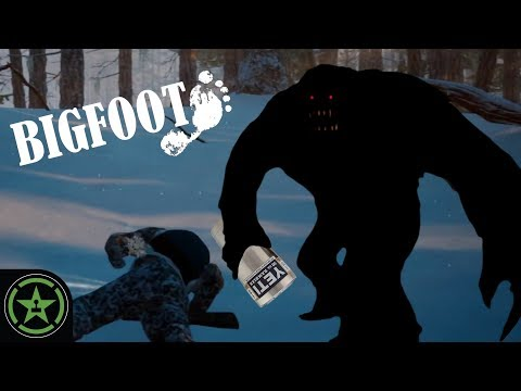 Yeti Bit My Back - Bigfoot | Lets Play