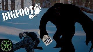 Yeti Bit My Back - Bigfoot | Let