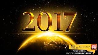 Alquimia - 2017 - Alcides Melhado Filho - 14-09-2016 - Rádio ABC