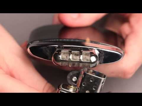 sleek pocket hand warmer ZIPPO handwarmer Genuine Zippo 12 hour burn time