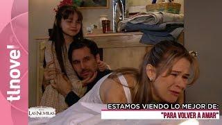 Baixar Para volver a amar: ¡Valeria llega a despedirse de su madre! | Ellas con las novelas | Tlnovelas