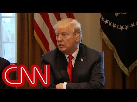 Trump: Trade wars are good