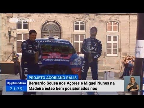 Reportagem RTP Com Os Bons Resultados Projeto Da Equipa De Bernardo Sousa Passou De 3 Para 4 Anos