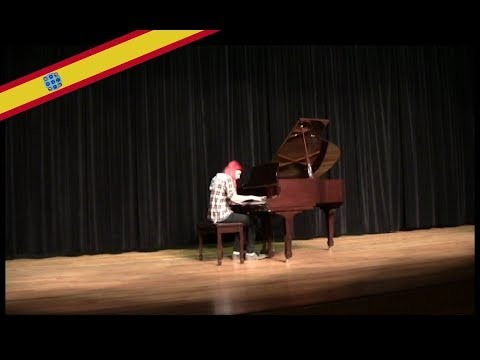 Idyllwild (The Fosters) Piano Recital Performance