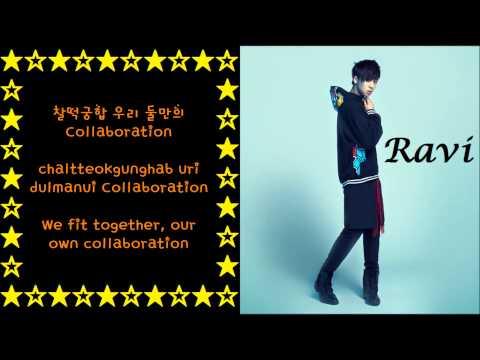 VIXX (빅스) - Starlight [Color Coded+English subs+Romanization+Hangul]