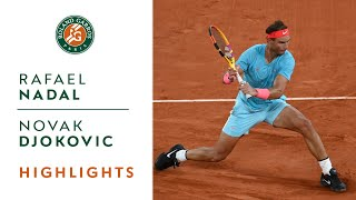 Rafael Nadal vs Novak Djokovic - Final Highlights I Roland-Garros 2020