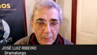 O dramaturgo José Luiz Ribeiro fala sobre a censura na Ditadura Militar