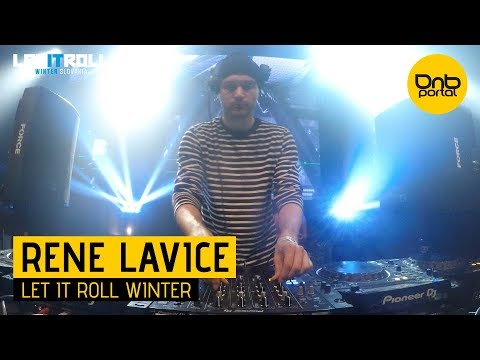 Rene LaVice  Let it Roll WInter SK 2017 DnBPortal.com