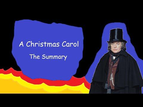 A Christmas Carol: The Summary