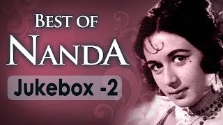 Best of Nanda Songs - Jukebox 2 - Top 10 Old Hindi Songs Collection