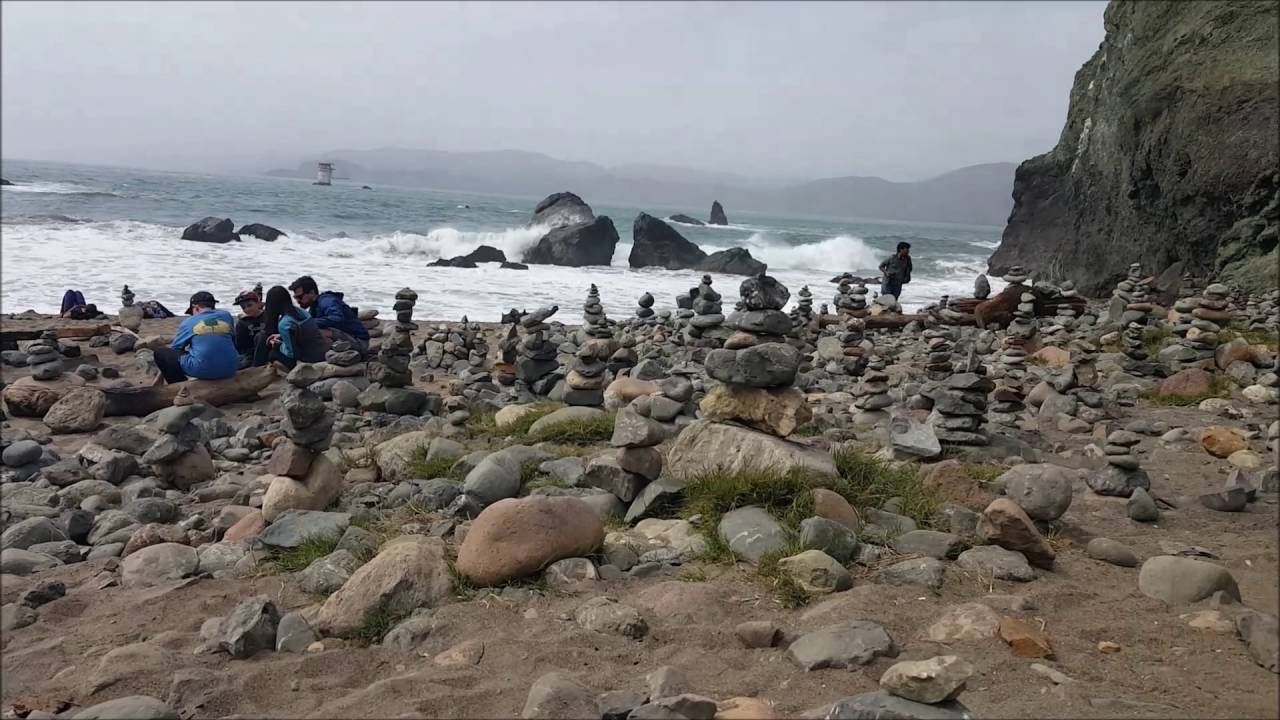 2016 June Lands End And Mile Rock Beach San Francisco Music Jane Weaver I Need A Connection