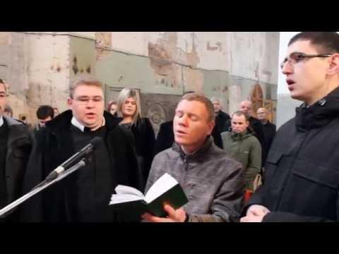 Празниксв. священномученика Йосафата. Вільнюс14.11.2015