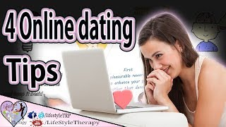 4 Online dating Tips Before Meeting Someone For The First Time | animated