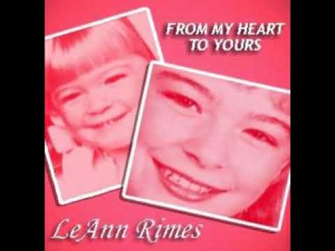 LeAnn Rimes - From My Heart to Yours (1992)