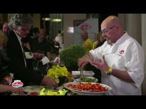 Chef Massimo Capra at  the Italian  Contemporary Film Festival 2015