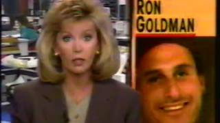 (1994) Hard Copy TV - Ron Goldman Friends