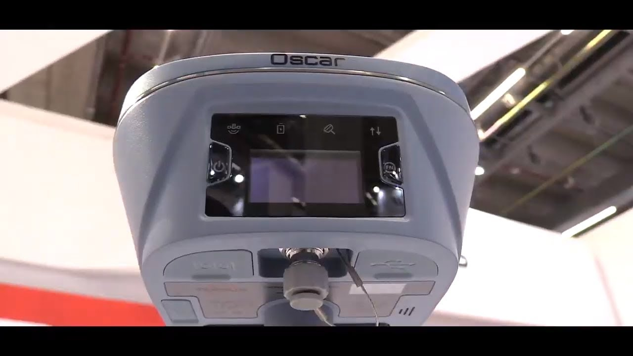 Check out Oscar a brand new RTK receiver by Tersus GNSS Inc