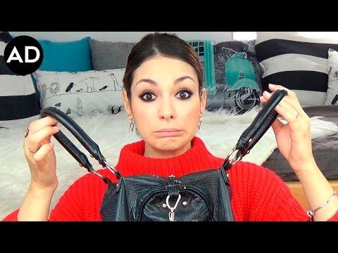 ¿Qué hay (PERO DE VERDAD) en mi bolso?   Neceser, apps, maquillaje...y pañuelos sucios (AD)