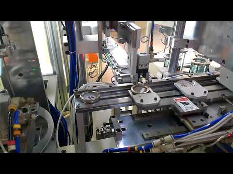 Thermometer Automatic Assembly Machine