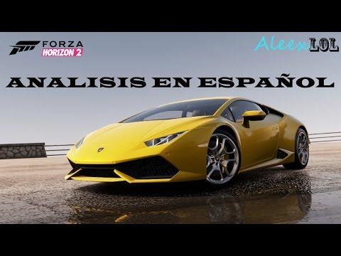 FORZA HORIZON 2 ANALISIS EN ESPAÑOL (XboxOne, Xbox360)