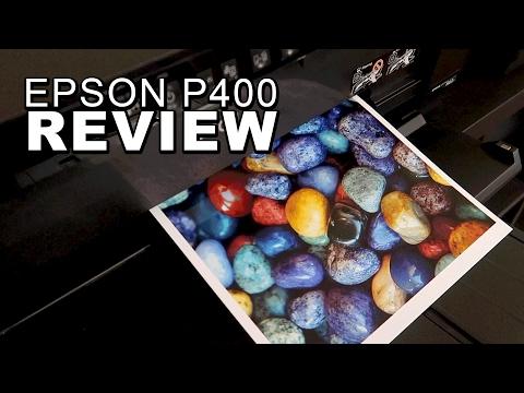 Epson P400 Printer Review In Depth