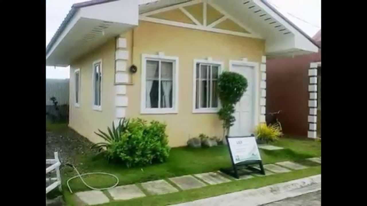 Nice 2 Bedroom 100sqm Detached 1 Storey House In Lilo An Cebu YouTube
