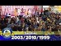Unidos Da Tijuca 2003, 2010 E 1999   Bateria No Salgueiro Convida   Apoteose Ao Vivo   #SC19