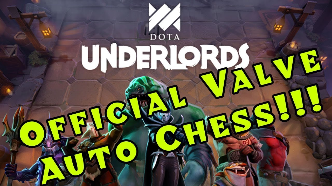 Valve's latest 'Dota' spinoff is 'Underlords,' free beta