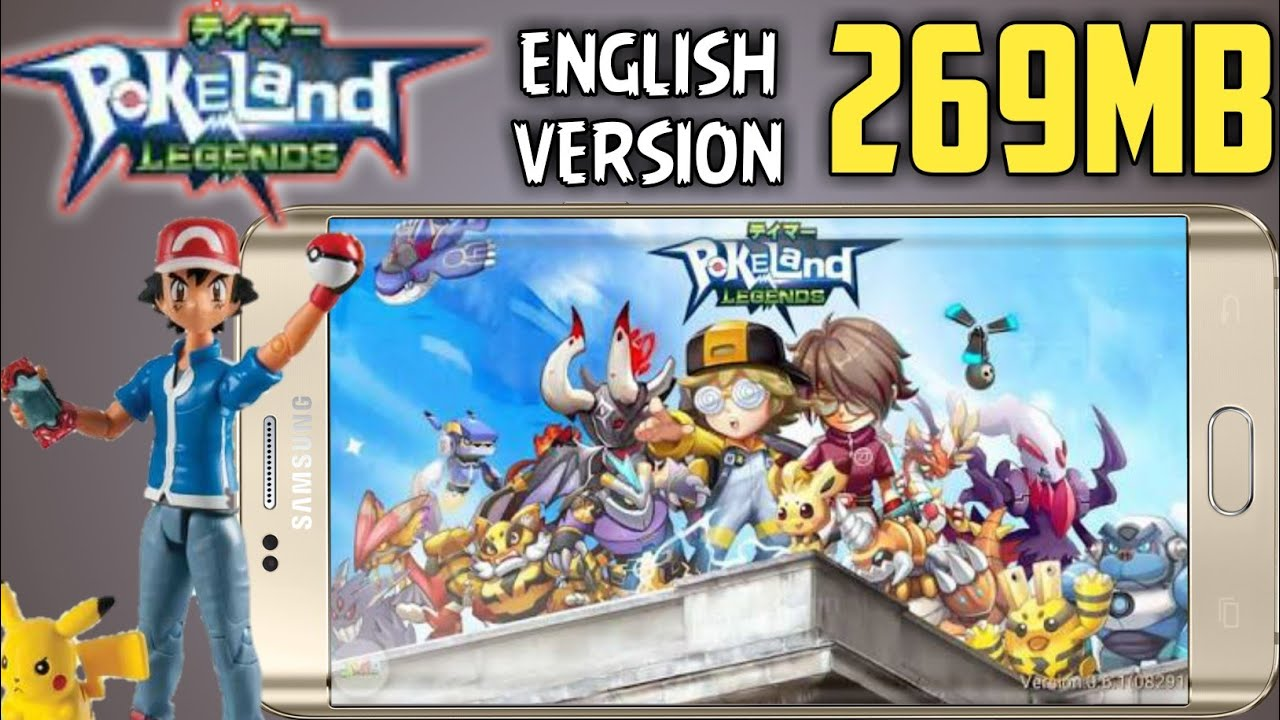 pokemon legends apk for android