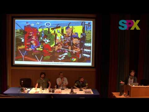 SPX 2015 Panel - European Comics and the Absurd