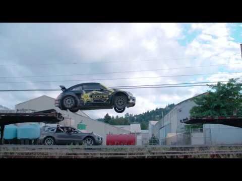 VW Beetle Tanner Foust
