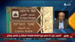 حزب فدا:   نقل السفارة الأمريكية للقدس بمثابة إطلاق رصاصة الرحمة على عملية السلام