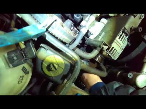 VW A4: 2.0L Camshaft position sensor removal
