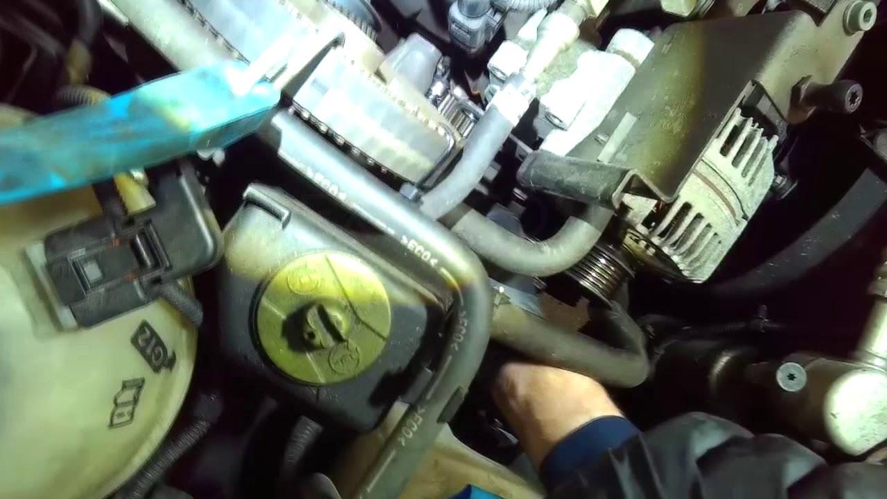 Vw A4 20l Camshaft Position Sensor Removal Youtube 2000 Jetta 2 0 Engine Diagram