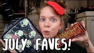 JULY FAVES 2017! thumbnail