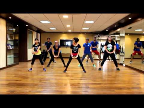 Zumba® Choreography By Vijaya For Dance Basanti , Ungli