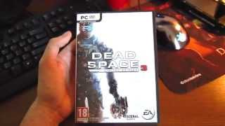 Dead Space 3 Limited Edition PC Version Unboxing Video HD[720p]