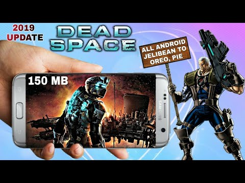 150 MB Download DEAD SPACE Offline Game For All Android | Fix All Problems | WITH HD GAMEPLAY