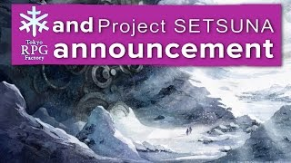 Square Enix reveals new studio: Tokyo RPG Factory and Project SETSUNA!