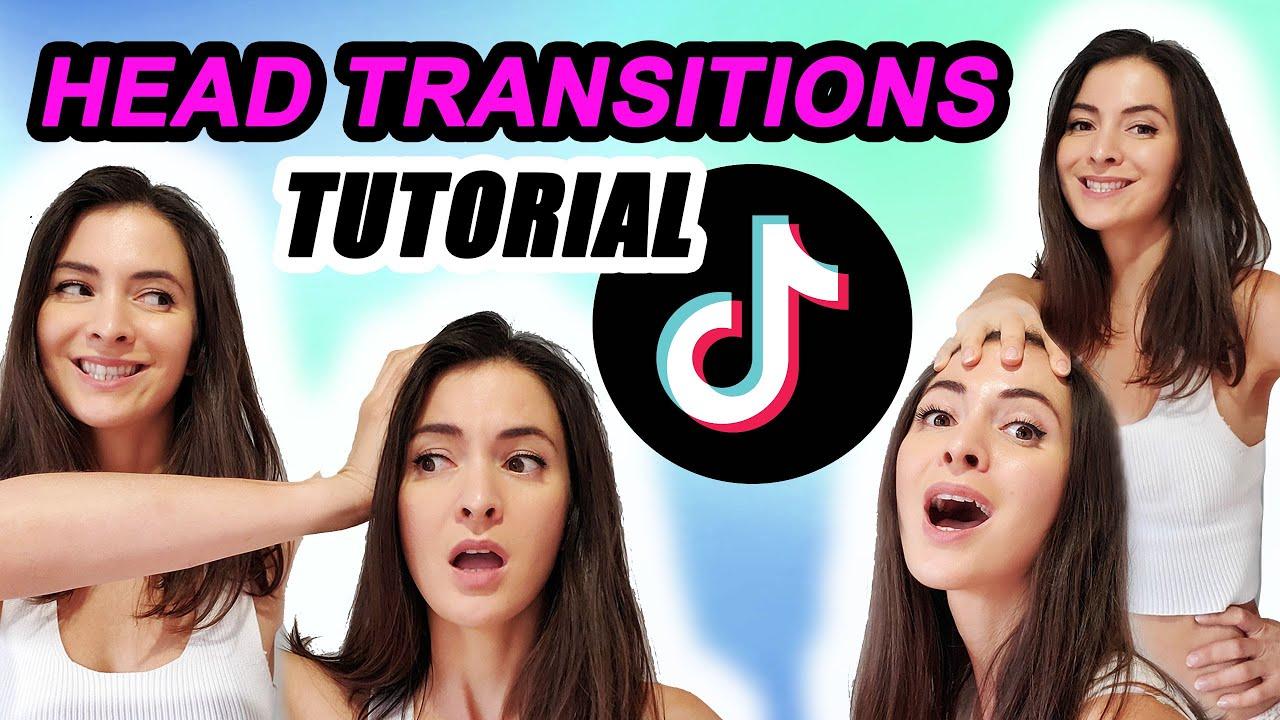 Tiktok Transition Effect
