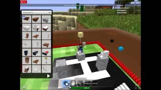 ROBLOX BLP: Tutorial how to build a flying glitch machine