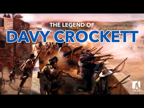 The Legend of Davy Crockett - The Incredible Journey