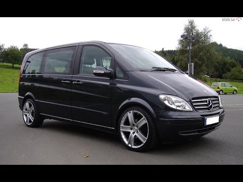 Выбираем б\у авто Mercedes-Benz Viano (бюджет 1.000-1.100 тр)